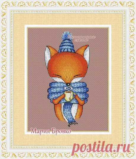 Подборка бесплатных схем для вышивки крестиком на тему - животные | ЗаТВОРница | Яндекс Дзен