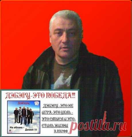 Александр Парфф