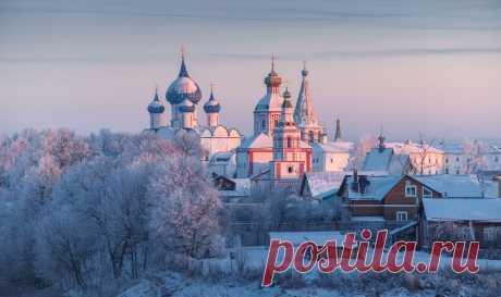 Суздальские зарисовки. Фотограф Дубровинский Михаил