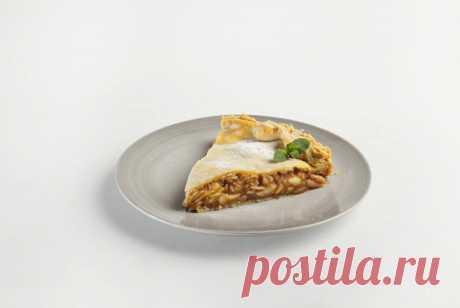 Американский яблочный пирог пошаговый рецепт с видео и фото