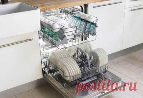 Как правильно хранить посуду?