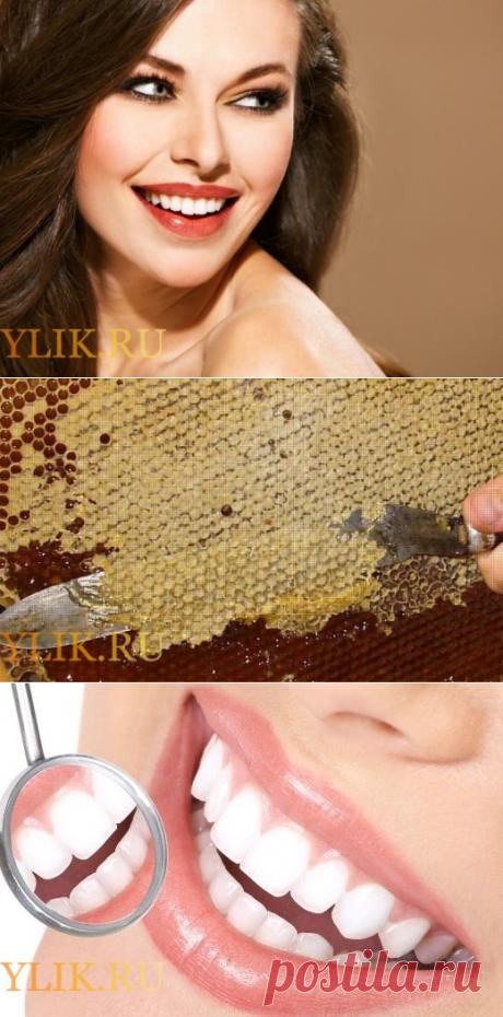 Применение забруса для здоровья зубов