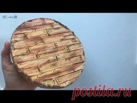 Пряник - Имитация деревянных досок