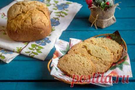 Бездрожжевой хлеб в хлебопечке рецепт с фото пошагово и video - 1000.menu