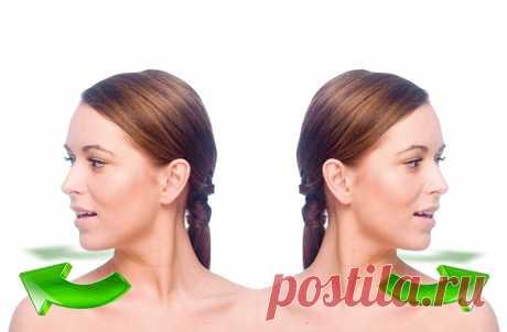 Подтягиваем область вокруг рта