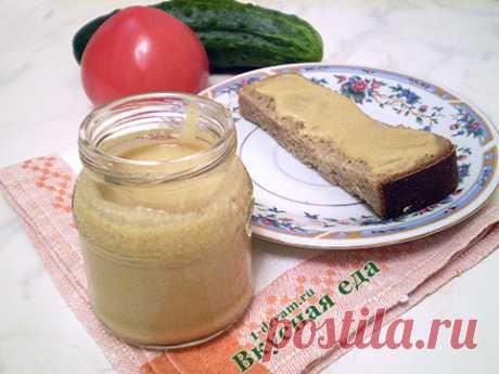 Домашняя горчица – приготовление горчицы из порошка в домашних условиях - Вкусная еда