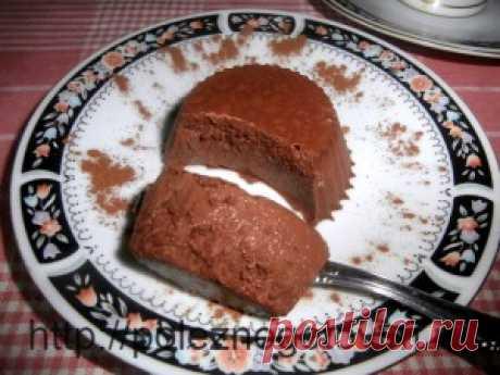 Шоколадный десерт | Блог Лены Радовой