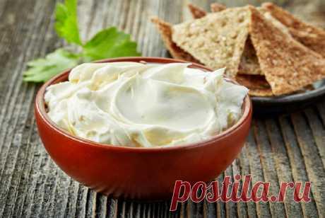 Домашний плавленый сыр - быстро и полезно