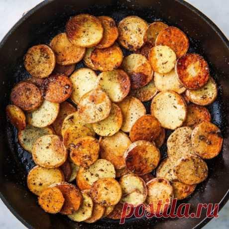 Хрустящая картошечка