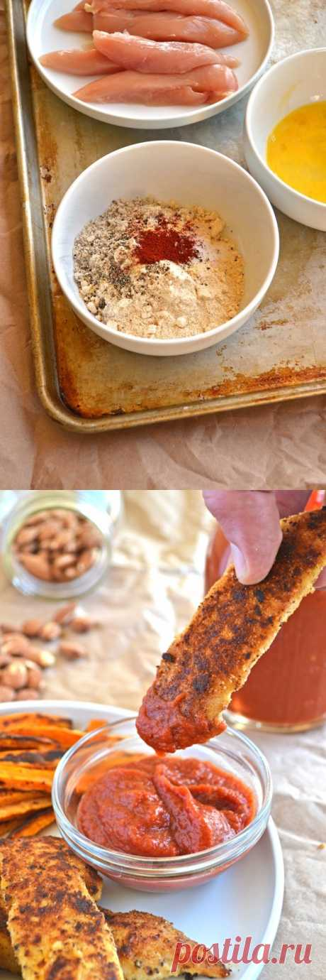 Whole30 Chicken Tenders