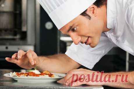 Кулинарные хитрости от шеф-повара » Женский Мир