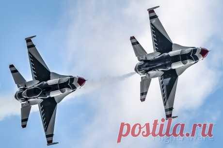Фото Lockheed F-16 Fighting - FlightAware