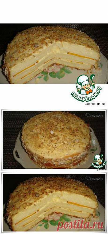 Бисквит в мультиварке - кулинарный рецепт
