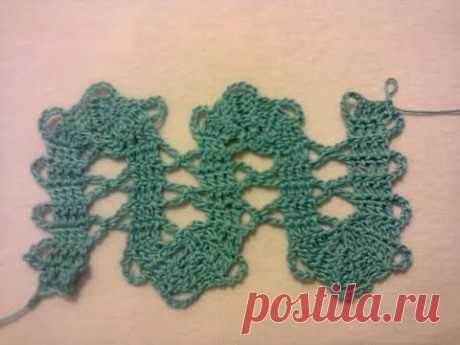 MK knitting of bryuggsky lace. MK Bruges lace knitting.