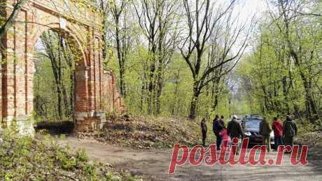Усадьба Баловнево Архитектура В.И. Баженова