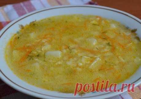 Моя семья подсела на суп со взбитыми яйцами, который я готовлю из простых продуктов | Дверь на кухню | Яндекс Дзен