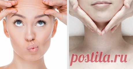 Эффект утюжка: стираем морщины с лица. Массаж для лица от остеопата Александра Смирнова