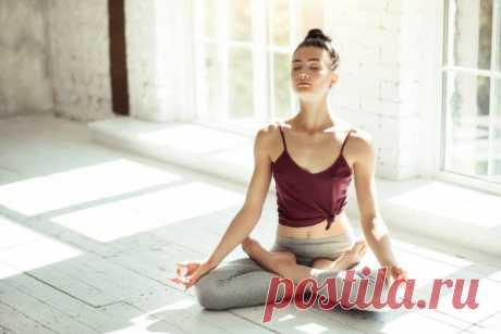 Йога для похудения живота — уроки для начинающих + видео