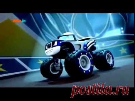 Вспыш и чудо машинки - все серии подряд на русском - YouTube