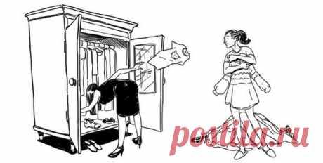 Сезонная уборка в шкафу | календарь уютного дома | Яндекс Дзен