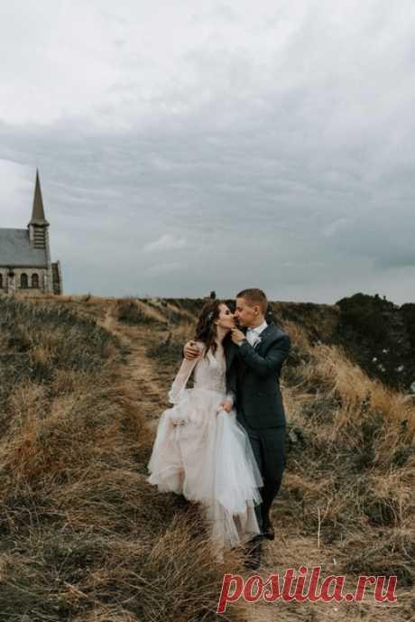 Свадьба Саши и Насти — это маленькое кино о любви ❤