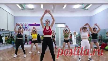 Танцевальная тренировка для красоты и здоровья