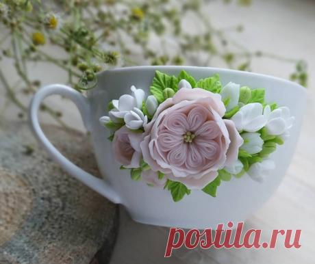 #чайнаяпара#фарфор#цветы#английскаяроза#пионовиднаяроза