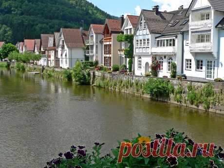 Вольфах(Wolfach),Германия
