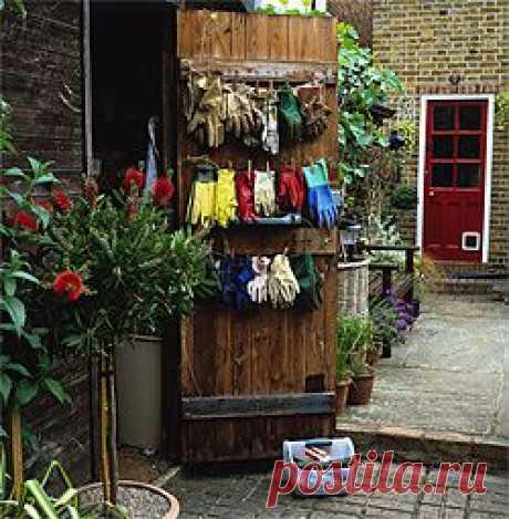 Инструменты – по местам. Полезные советы по хранению садового инвентаря | Стройка и дизайн | Дача | Аргументы и Факты