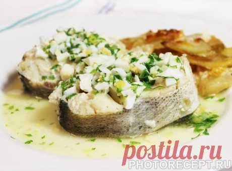 Блюда из рыбы - можно приготовить множество различных блюд