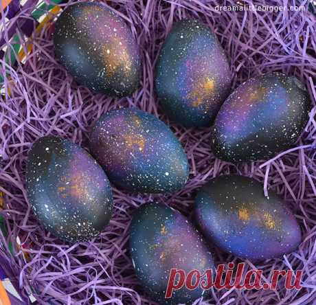 20 безумно красивых пасхальных яиц. Вот это идеи! — Сияние Жизни