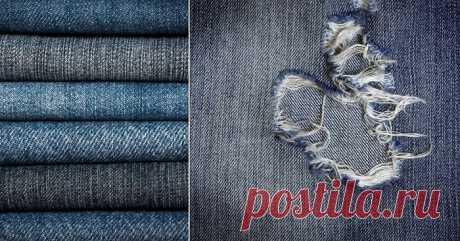 Старые и немодные джинсы больше не ношу, но выбрасывать не стану: 12 креативных идей