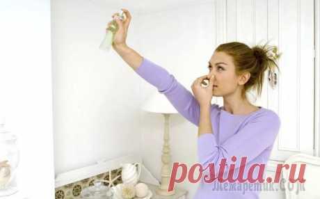 Как избавиться от запаха старости и других неприятных ароматов