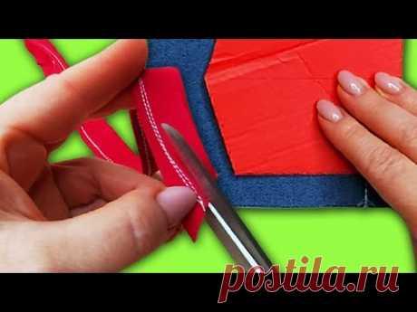 Швейные фишки и трюки, которые значительно облегчат шитьё (подборка № 7)/sewing life hacks