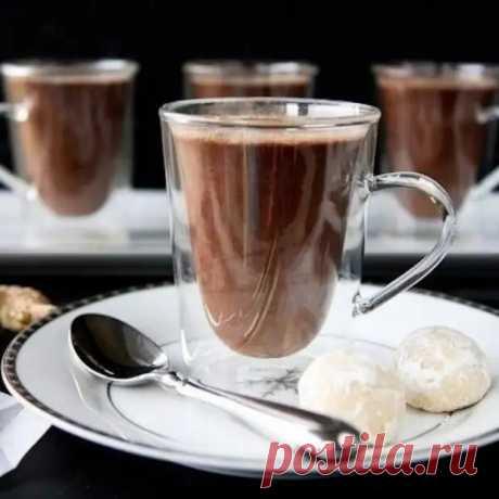 Имбирный горячий шоколад - Скатерть-Самобранка - медиаплатформа МирТесен