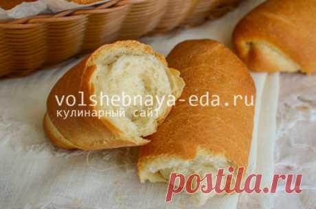Булочки для хот-догов рецепт с фото | Волшебная Eда.ру