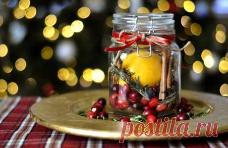 Модные украшения для новогоднего стола: 6 идей с мастер-классами — Мастер-классы на BurdaStyle.ru