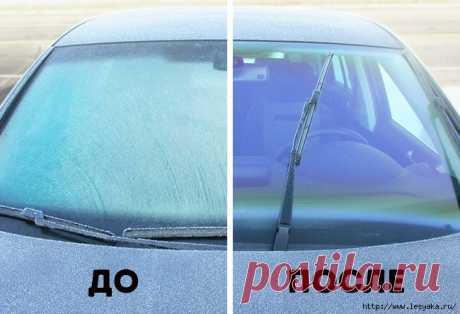 7 полезных зимних хитростей для автомобилистов!