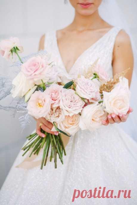 Торжественность и нежность: свадьба в классическом стиле ❤