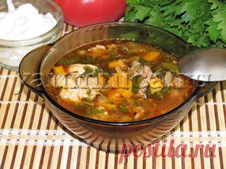 Рецепт куриного супа с клецками - Пошаговые рецепты с фото