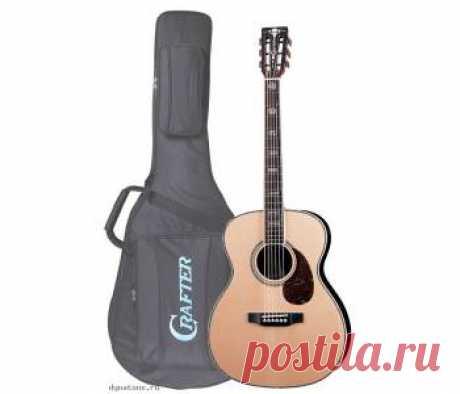 Акустические гитары CRAFTER — купить с доставкой по России
