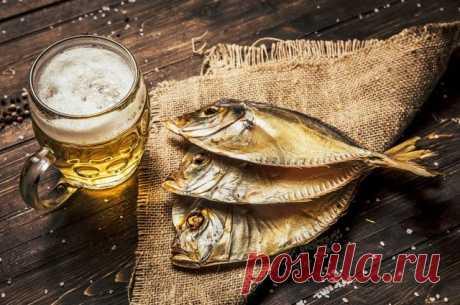 Блог о здоровье | Пиво — без воблы. Какие продукты лучше не сочетать друг с другом