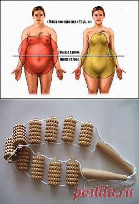 Как убрать жир с боков и нижней части спины .