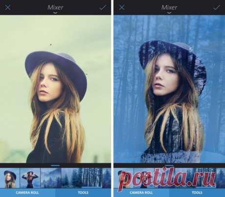 25 aplicaciones gratuitas, que transformarán sus fotos y el vídeo en las obras maestras