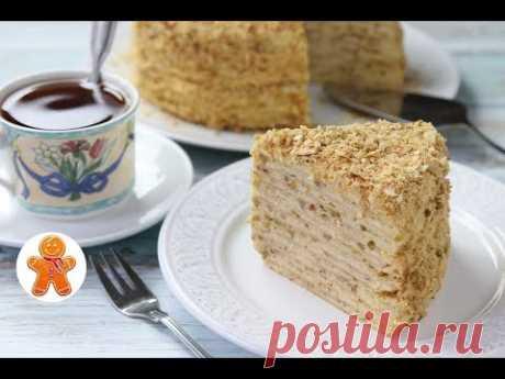 "La torta ""Гранд Наполеон"""