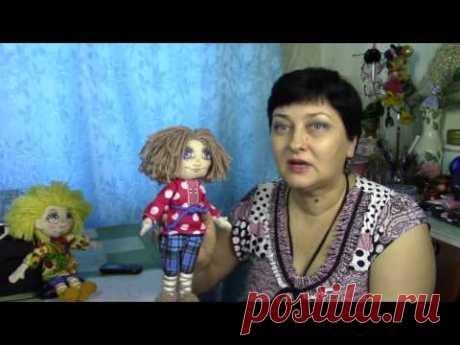Лапти для кукол своими руками. ХоббиМаркет выпуск#16