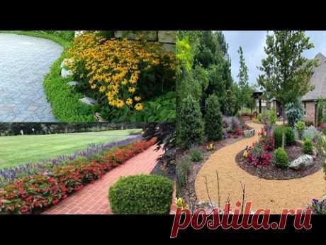 Роскошные растения для дизайна красивого участка. Идеи