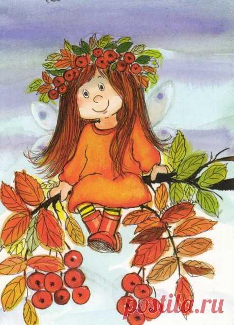 Очаровательные открытки Virpi Pekkala | Журнал Ярмарки Мастеров