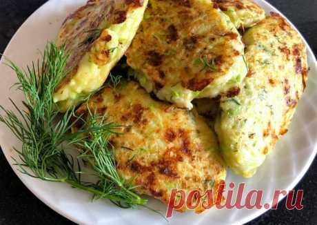 (43) Кабачковые оладьи с сыром - пошаговый рецепт с фото. Автор рецепта Семейка ЧУ ✈️ . - Cookpad