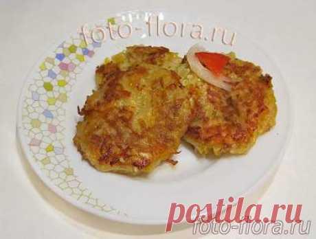 Вкусные оладьи из тыквы и картошки - приготовьте просто и очень вкусно!